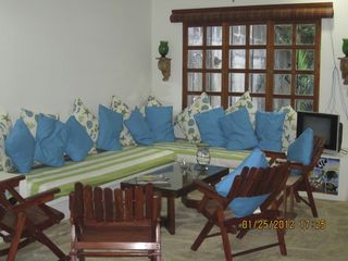San Juan del Sur condo photo - Colorful Living Room