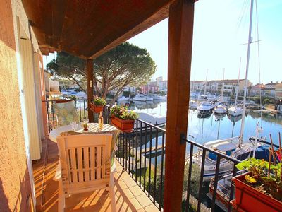 Photo for 1BR Apartment Vacation Rental in Port Grimaud, Var