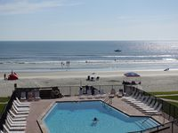 Amazing Ocean View Condo Steps Away From The Beach