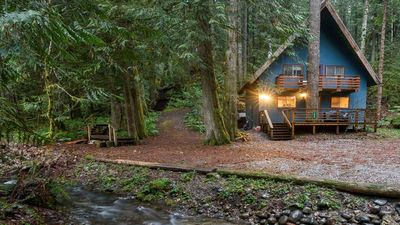 4 beds, pet friendly, hot tub, Snowline Mt. Baker - mid week special pricing!