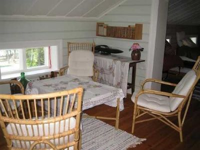 Stockholm Archipelago house rental - Chill out area - extra space