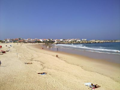 Beach at Baleal