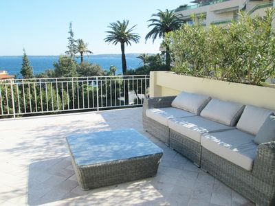 8 bedrooms villa with 8 bath, panoramic views - walking distance Croisette