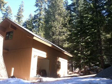 Camp Nelson cabin rental - New Private detached Guest House and Garage.