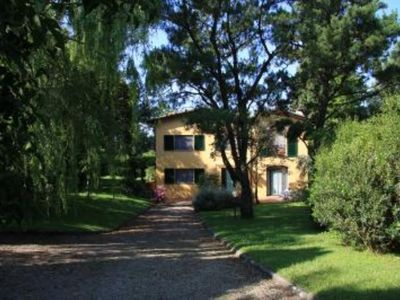 Beautiful typical Tuscan house with garden and swimming pool