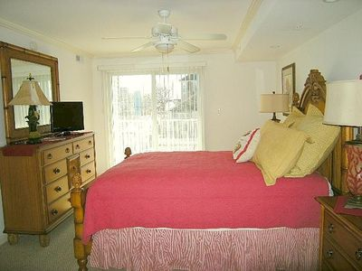 Bel Mare Ocean City condo rental - Master Bedroom Queen Bed