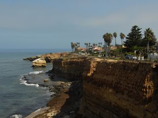 Ocean Beach apartment photo - Sunset Cliffs is near by, great place for sight seeing, surfing, and jogging.