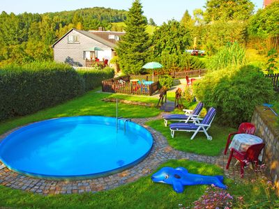 Comfortable, quiet and well-kept vacation apartment, idyllic countryside