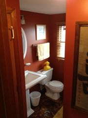 Provincetown townhome photo - One of three full bathrooms; no waiting for the shower in this house!