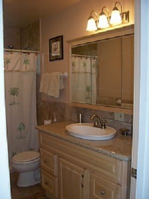 Bathroom remodeled in 2007