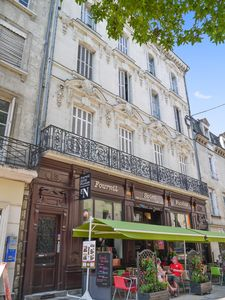 Holiday apartment, 105 square meters , Saumur, France