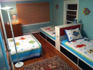 Bonnet Shores house photo - Blue Room: Dorm Style Sleeps 4
