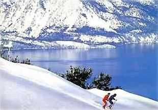 Ski at Heavenly, Squaw Valley, or any of 20 other ski resorts.