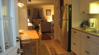Vineyard Haven house rental - Kitchen