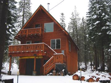 Soda Springs house rental - Front exterior