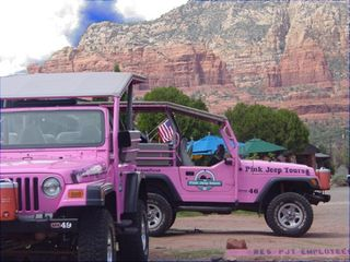 Sedona condo photo - Sedona Summit Resort-Pink Jeep Tours
