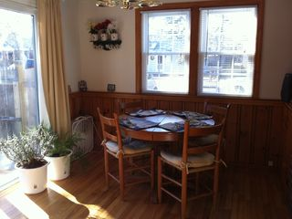 Dennisport cottage photo - Dining area