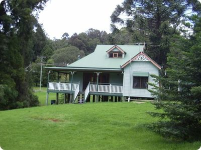 Bunya Mountains cottage rental