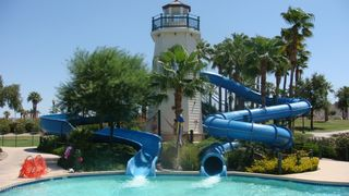 Goodyear bungalow photo - Waterslide at Starpointe residents Club