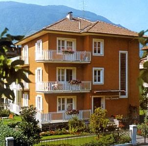 Meran villa rental - Villa with cared for garden
