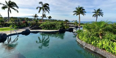 Waikoloa Beach Resort condo rental