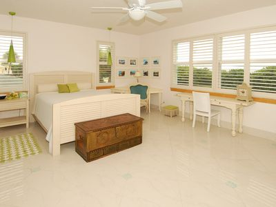 Key West Master Bedroom