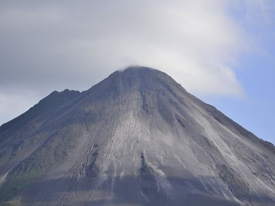 Main attraction of La Fortuna area: Arenal Volcano