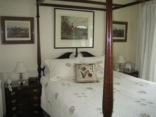 Newfound Lake condo photo - Bedroom 3