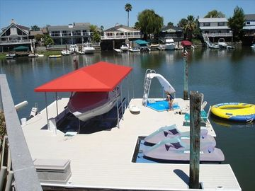 Discovery Bay house rental - Dock - Discovery Bay, California Vacation Home