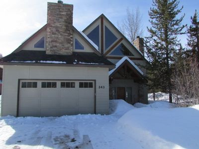 Luxury Home in McCall with Two Master Bedrooms and Hot tub