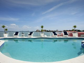 St Pete Beach house photo - Breath taking panoramic water views.