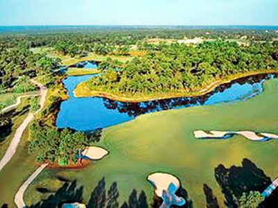 PGA Golf Course at the Sheraton PGA Vacation Resort in Port St. Lucie Florida