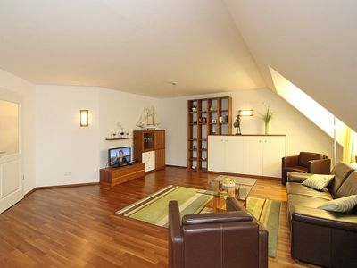 2-bedroom apartment with 2 BR. Timmendorfer beach for 3 pers.