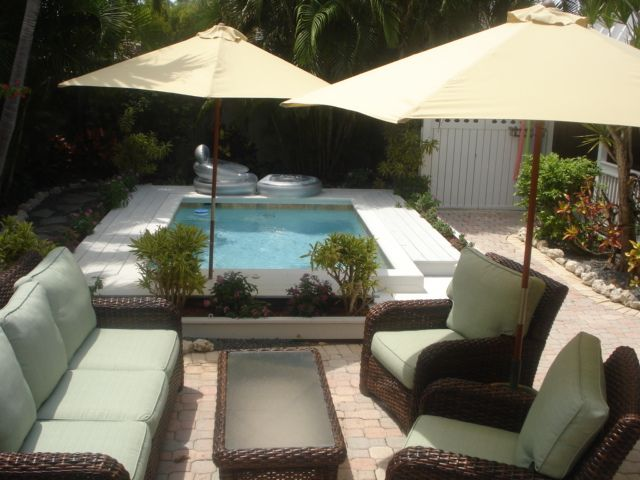 Luxurious Garden Home Paradise with Pool in Midtown Key West
