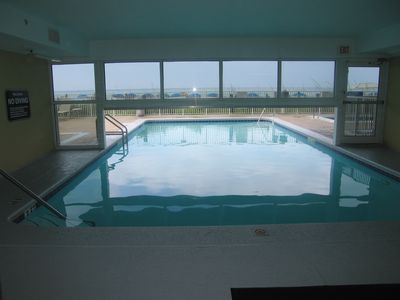 Pool # 1 - Indoor - Outdoor - heated