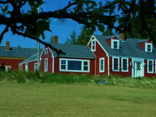 Cranberry Isles estate photo - The Red House exterior