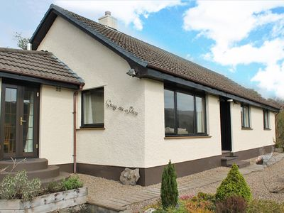 New for 2017. Fantastic holiday house in Strontian, Ardnamurchan.