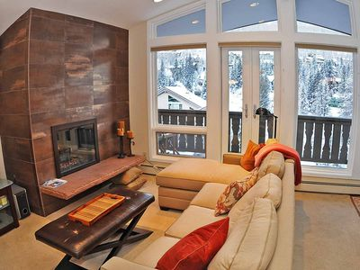 Beautiful 2 Bedroom/ 2 Bath Condo in Vail Village
