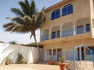 A NIAKH NIAKHAL Saly, nice apartments close to the beach with terrace