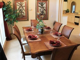 Davenport house photo - Enjoy your meals at the formal dining table