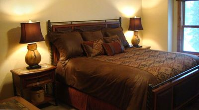 Spacious and Comfortable Master Bedroom