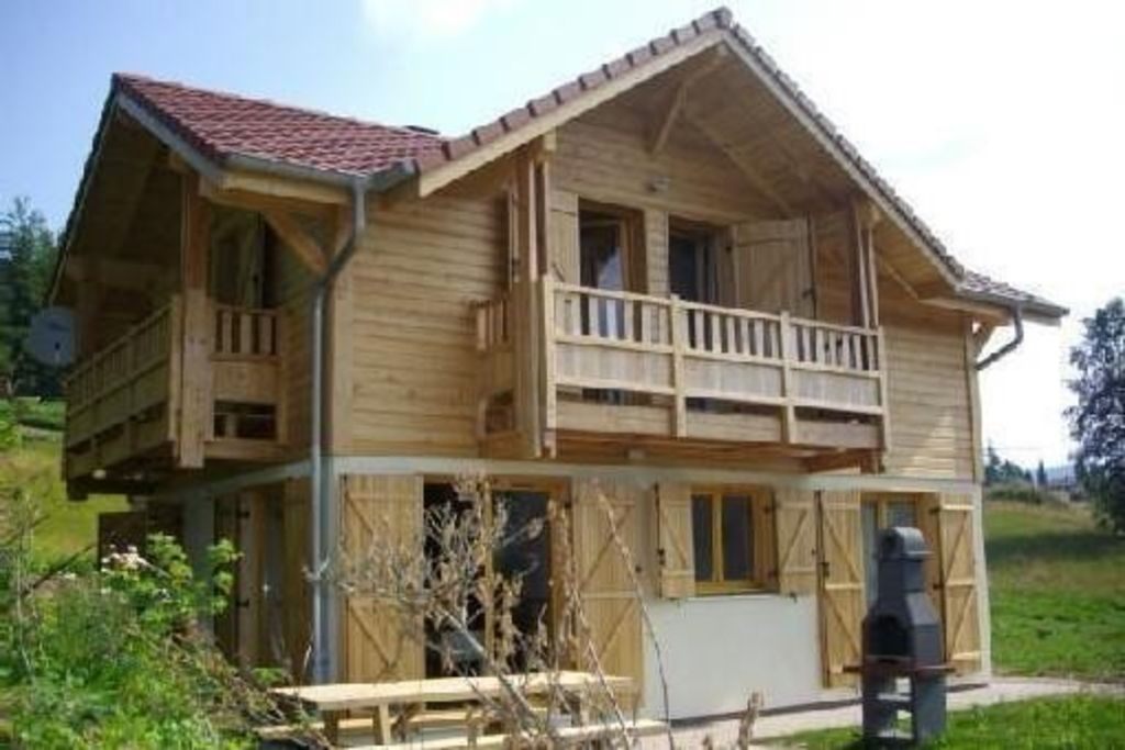 Quality rental Vosges, Xonrupt, Longemer - South-facing Les Fies Chalet, Sauna