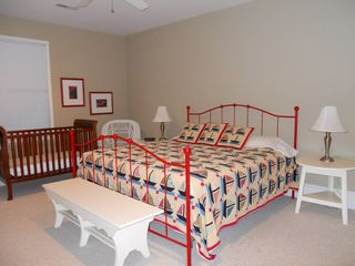 2nd Master Bedroom - Isle of Palms house vacation rental photo