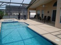 Luxury Villa in Gated Community, SOUTH Facing Pool/Spa, Games Rm, WiFi, BBQ!