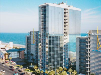Gorgeous 1br,1bth Oceanfront Condo With The Beauty Of Myrtle beach At Your Feet