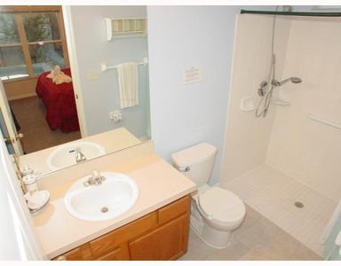 Wheelchair Accessible Master Bathrooom