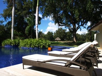 Casa De Campo villa rental - Your own private paradise overlooking Teeth of the Dog Golf Course.