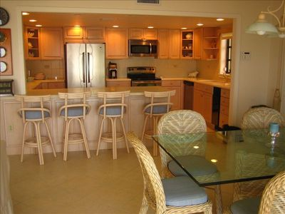 Tavernier house rental - Kitchen