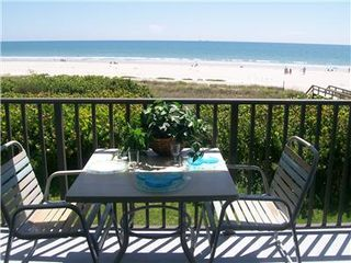 Cape Canaveral condo photo - Balcony
