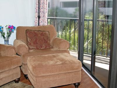 Second Room with Private Balcony of Ocean View